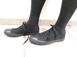 Converse Halbschuhe All Black