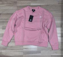 Converse Bluza dresowa różowy