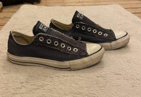Converse Schuhe blau
