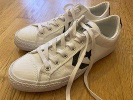 Converse Sneaker weiß schwarz 40
