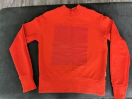 Converse Sweatshirt saumon-rouge clair