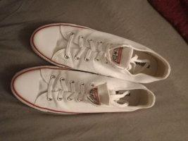 Converse weiß
