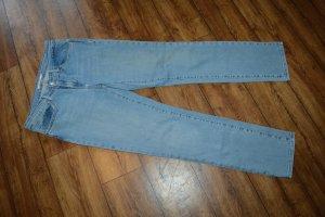 Levi's Jeansy z prostymi nogawkami jasnoniebieski-błękitny
