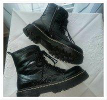 Desert Boots black mixture fibre