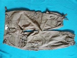 Mudo Collection Pantalón de camuflaje verde oliva-caqui