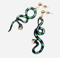 Coole Filigrane Retro Ohrringe Schlangen