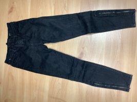Coole HighZip-Jeans, Mod. Skara, macht ein tolles Bein Marc O'Polo