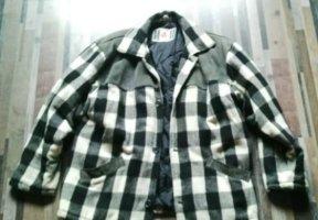 Lumberjack Shirt white-black
