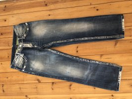 True Religion Boot Cut Jeans multicolored