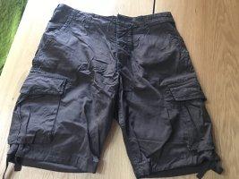 Reell Pantalone cargo marrone scuro