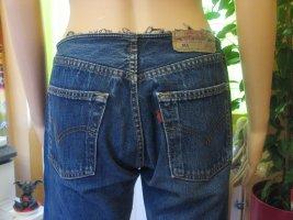 Coole oldschool LEVIS 501 Jeans-Shorts/Bermuda..Bund und Hosenbeine abgeschnitten!!..Größe W29, DE 36/38