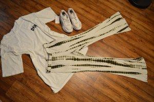 Coole shirt High Waist Schlaghose Gr. 36 von Fashion Nova