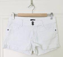 Rue21 Hot pants bianco Cotone