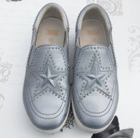 ASH Zapatillas deslizantes azul pálido-gris pizarra