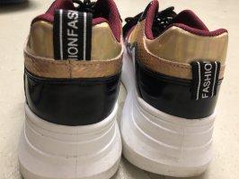 100% Fashion High top sneaker veelkleurig