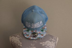 Sun Hat multicolored polyester
