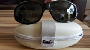 Dolce & Gabbana Bril zwart
