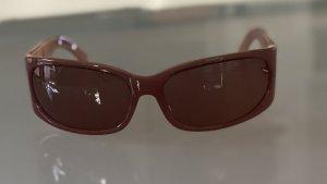 Miu Miu Gafas de sol cuadradas lila grisáceo