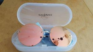 coole  Sonnenbrille von palapas mit orangen Gläsern NEUFa. Azone