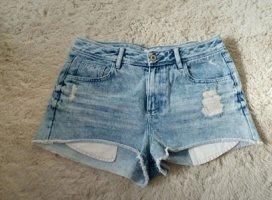 Coole Tom Tailor Denim Jeans Shorts mit schöner Waschung