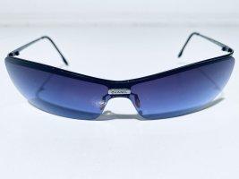 Coole Vintage CHANEL Sonnenbrille Modell 4043 in Blau