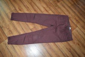 Coolemoderne  Jeans weinrot von Pimkie Gr. 40