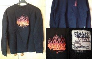 Cooler Sweater mit Graffiti Elementen von ENERGIE