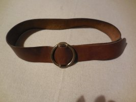 Leather Belt brown leather
