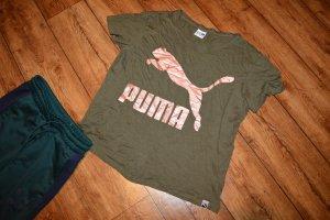 Cooles T-Shirt mit Druck gr. 38 von puma