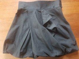 Cop Copine Balloon Skirt black