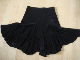 Klokrok zwart bruin Katoen