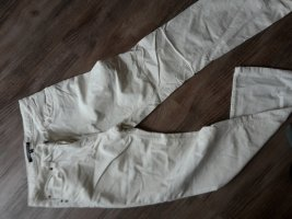 Corduroy Trousers natural white