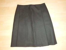 COS Wollen rok zwart Wol