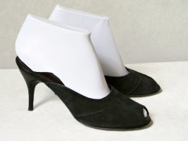 Costume National, High heels, Mules, Nubuk, Gr. 38,5, neuwertig