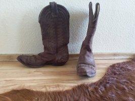Chukka boot brun cuir
