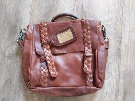 Cowboysbag aus echtem Leder