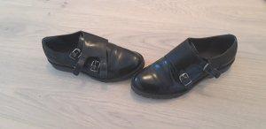 Cox Budapest schoenen zwart