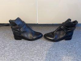 Cox Chelsea laarzen zwart