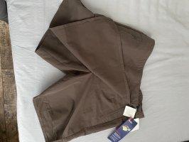 Crane Sport Shorts dark brown