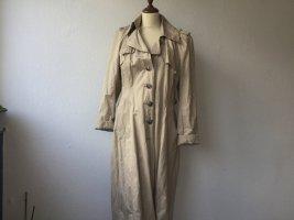 Creenstone Mantel Trenchcoat Gr. 40  beige Damen