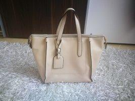 Creme Farbene Handtasche