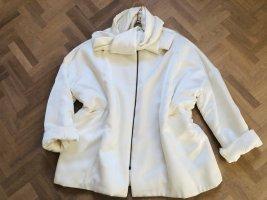 Dolce & Gabbana Giacca taglie forti bianco-bianco sporco Acetato