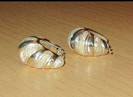 Creolen Echt Silber 925