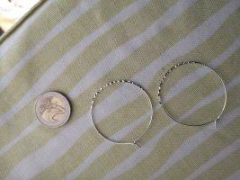 Torebki Creole srebrny