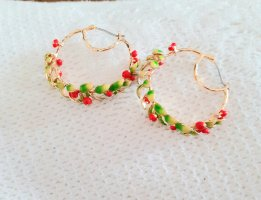 Impressionen Ear Hoops multicolored