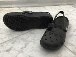 Crocs Ballerinas Schwarz Größe 36/37