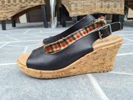Crocs Comfort Sandals black-beige