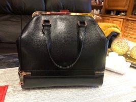 CROMIA Damen Handtasche echter Glattleder