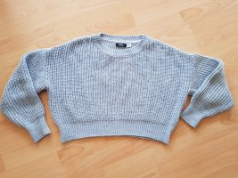 BDG Wool Sweater silver-colored
