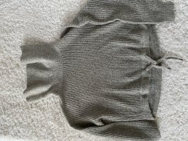 Only Turtleneck Sweater silver-colored